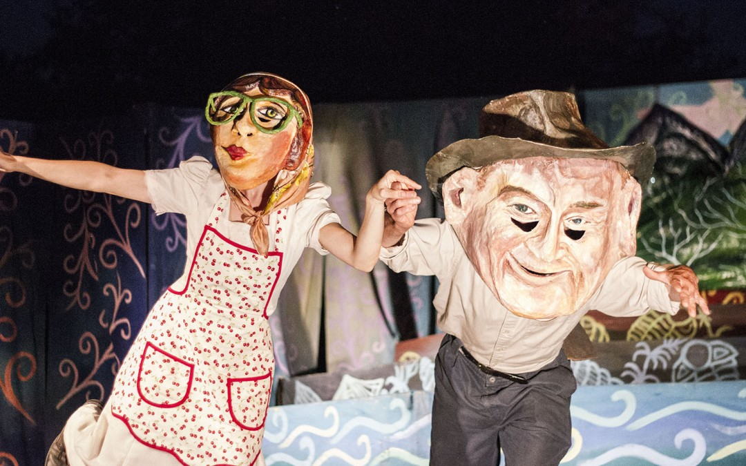 The 2012 Esopus Creek Puppet Suite – UNDER MILL WHEELS